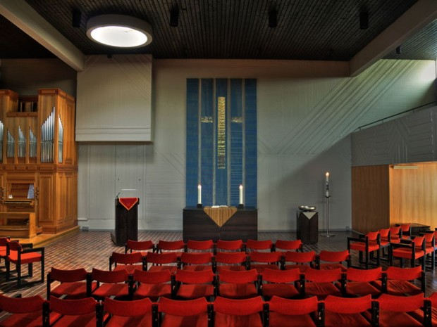 Gemeindezentrum Wetzlar 1 Kirchenraum