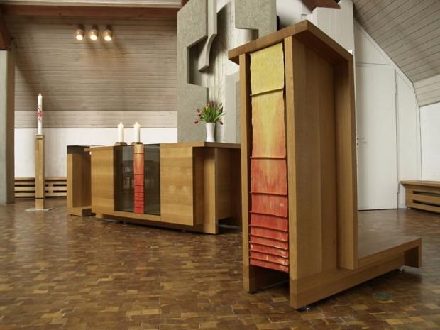 Pauluskirche Leipzig 1 Altarraum