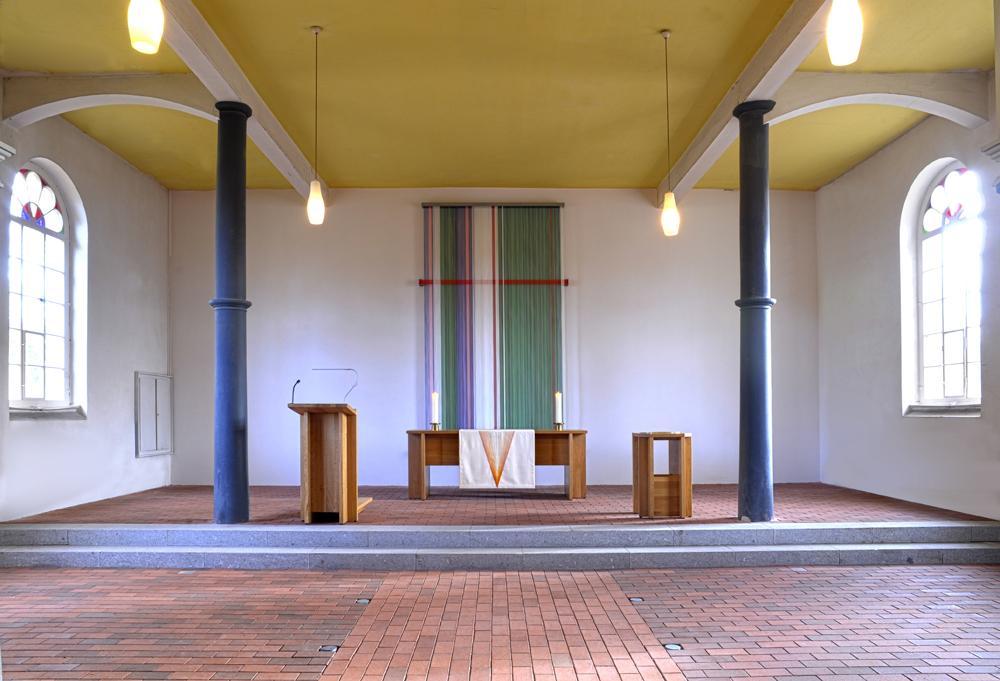 Zink gensichen kirche sch nwalde for Raumgestaltung anhalt