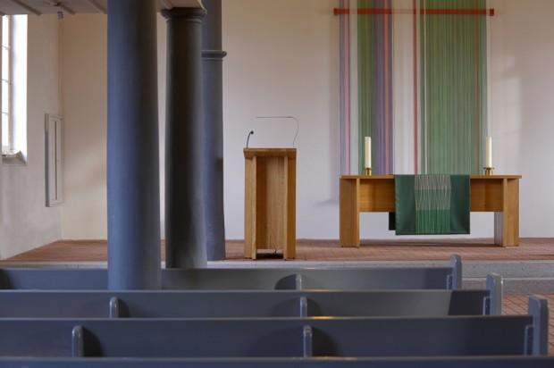 Lesepult+Altar