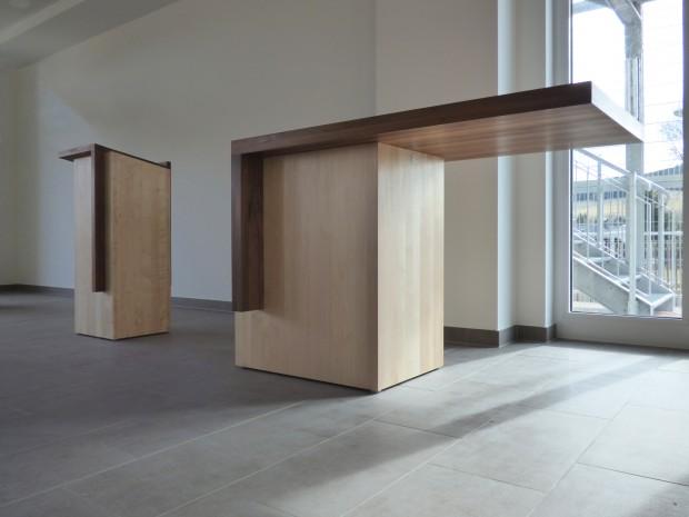 Altar+Pult-Andachtsraum-Zschorlau