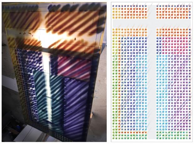 Glasgestaltung-Zschorlau