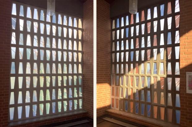 KIrche-Kathus-Fenstergestaltung