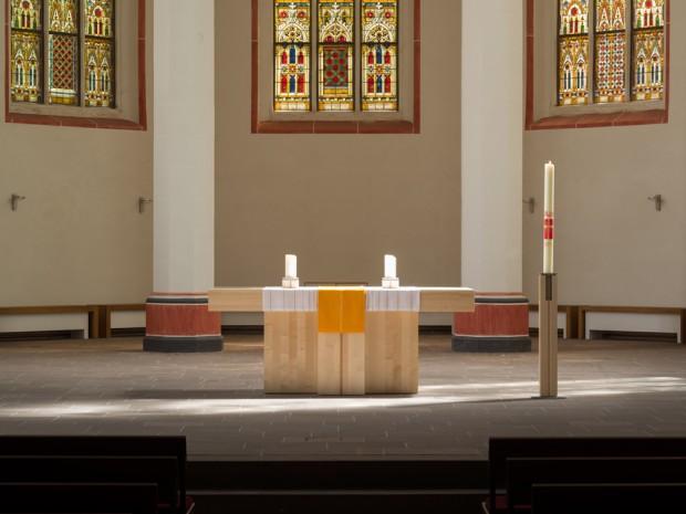 Altar+Leuchter